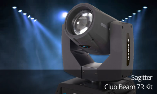 Sagitter Club Beam 7R Kit